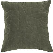 Forest Poeme Velvet European Pillowcase