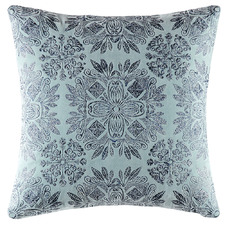 Sage Bohemian Peri Cotton Cushion