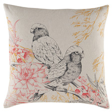 Birdo Square Cotton Cushion
