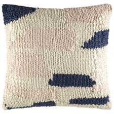 Knitted Ainsley Square Cushion