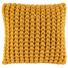 Chunky Knit Kelly Square Cushion
