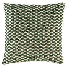 Lattice Bango Square Cotton Cushion