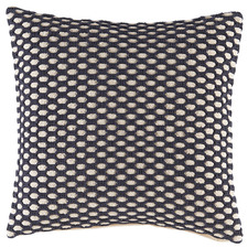 Lattice Bango Square Cotton Cushion
