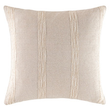 Woven Stripe Luca Cotton Cushion