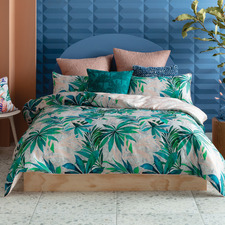 Kurrajong Cotton Sateen Quilt Cover Set