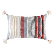 Tasselled Elton Cotton Cushion