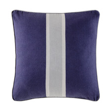 Navy Rally Cotton Floor Cushion