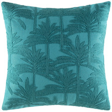 Tropical Eveline Cotton Cushion