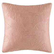 Blush Kurrajong Cotton European Pillowcase
