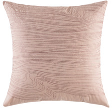 Blush Evie Cotton European Pillowcase