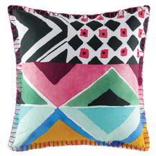 Geometric Uno Cotton Cushion