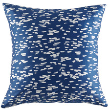 Blue Alto Cotton Sateen European Pillowcase