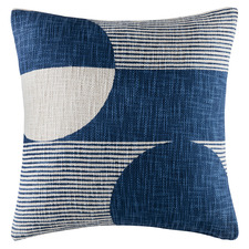 Geometric Bron Cotton Cushion