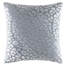 Grey Mondien Cotton Cushion