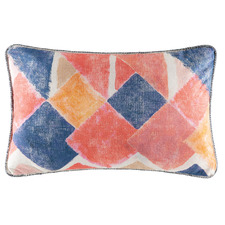 Geometric Bolton Cotton Cushion