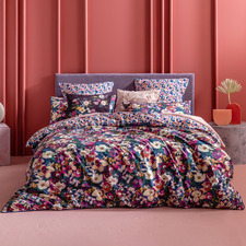 Nevie Cotton Percale Quilt Cover Set