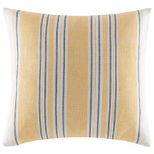 Mustard Salton Cotton Cushion