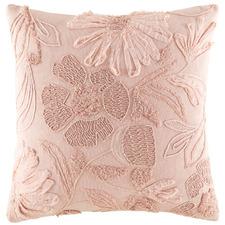 Hafla Boucle & Chain Cotton Cushion