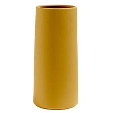 Mustard Classic Ceramic Vase