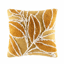 Hedgerow Cotton-Blend Cushion
