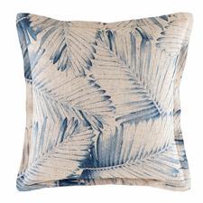 Vonetta Linen-Blend Cushion