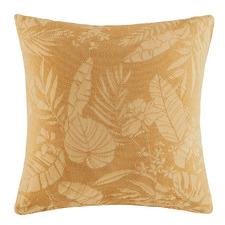 Mustard Kalido Cotton European Pillowcase