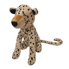 Kas Kids Leopard Plush Novelty Cushion