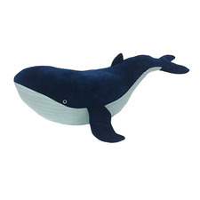 Kas Kids Whale Plush Novelty Cushion