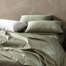 Marina 500TC Cotton Sateen Sheet Set