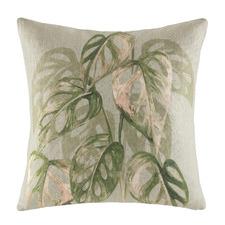 Adansi Linen-Blend Cushion
