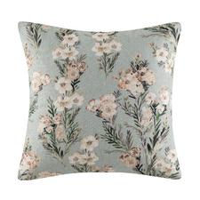 Chamela Linen-Blend Cushion