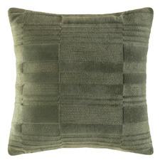 Flint Cotton Velvet Cushion