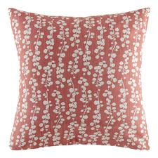 Meander Cotton Slub European Pillowcase