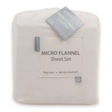 Microflannel Snow Sheet Set