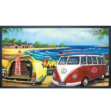 Cars & Surf Doormat
