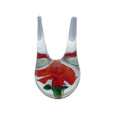 Victory Sign Ring Holder