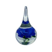 Roses Glass Ring Holder