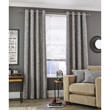 Ink Vermont Eyelet Curtain Set