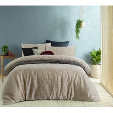 Lotte Jacquard Quilt Cover Set
