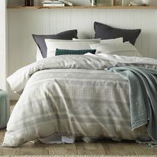 Amalfi Jacquard Quilt Cover Set