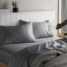 Luxury 1500TC Cotton Rich Sheet Set