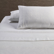 White Hotel Sheet Set