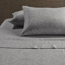 Grey Hotel Sheet Set