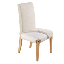 Stretchable Knitted Chair Covers (Set of 4)