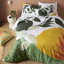 Ren Cotton Quilt Cover Set