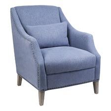 Blue Seville Armchair