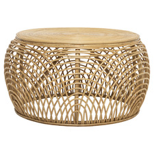 Natural Byron Rattan Coffee Table