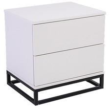 Brenna Modern Bedside Table