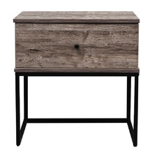 Brooklyn Contemporary Bedside Table