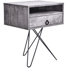 Garrett Bedside Table